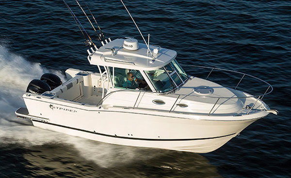 Striper 270 Walkaround