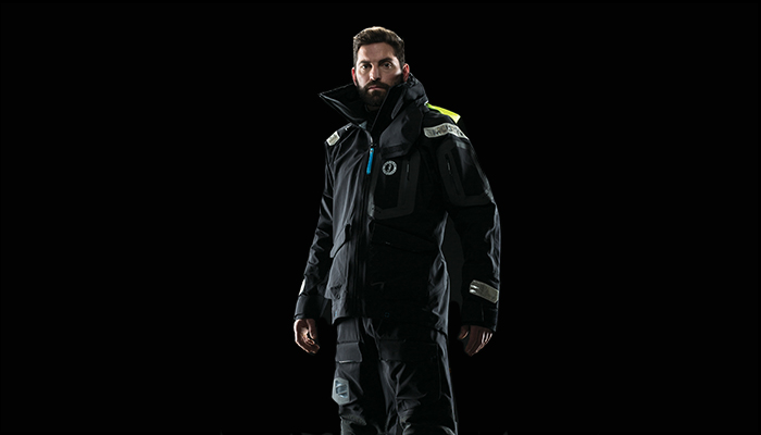 EP Ocean Racing Collection dry suits