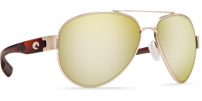 South Point frames-with-light-tortoise-temples-sunrise-silver-mirror-lens