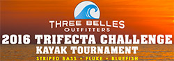 Three Belles Outfitters Trifecta Challenge Kayak Tournament