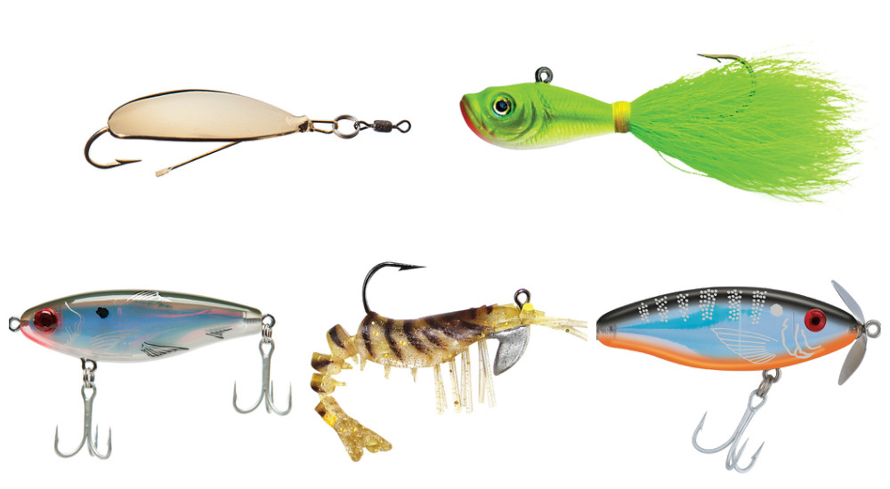 Top 10 trout lures new sport fishing for Best trout fishing near me