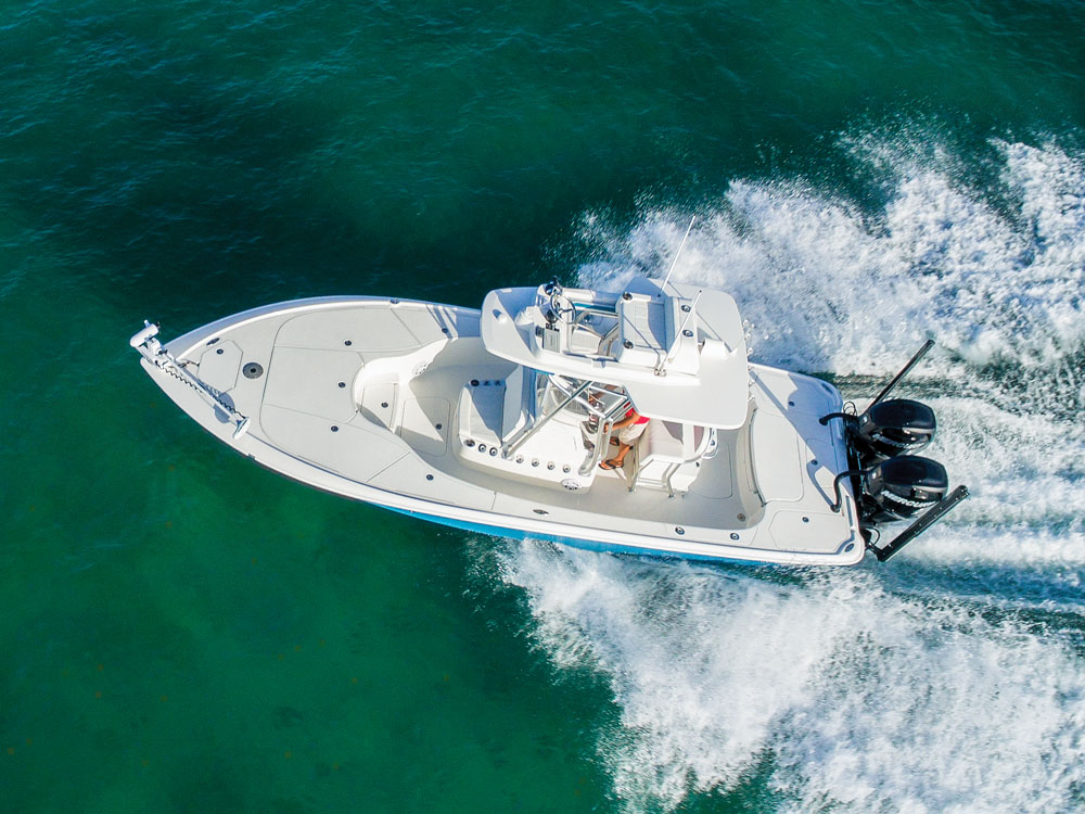 SeaVee 270Z Twin-Powered Boat Review… – New Sport Fishing