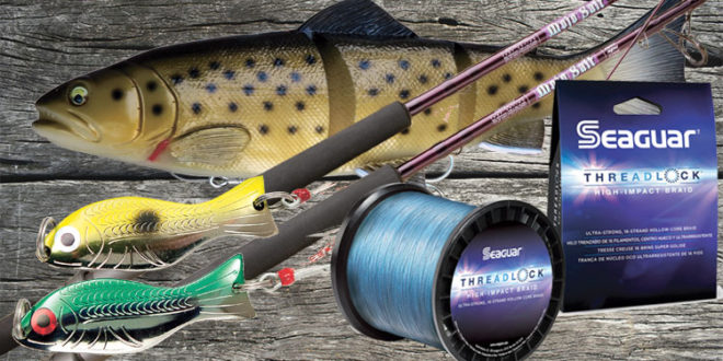 New and noteworthy gear new sport fishing for New fishing gear