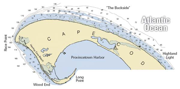 Lower Cape Boat Launches