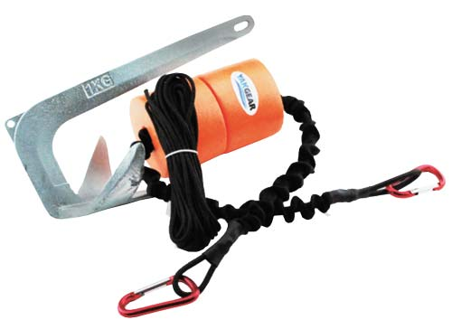 YakGear Bruce Anchor Package