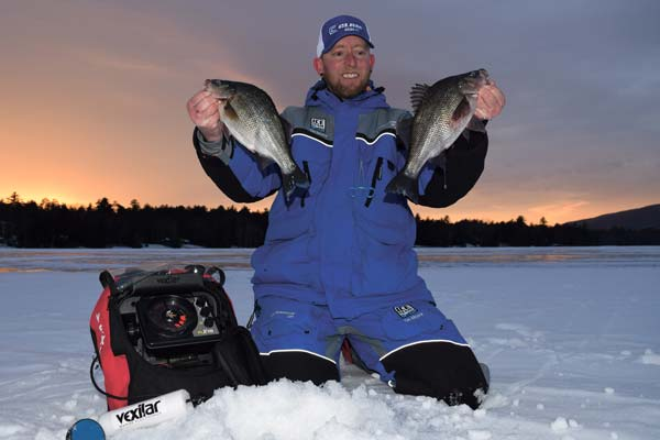 White perch have become a popular target