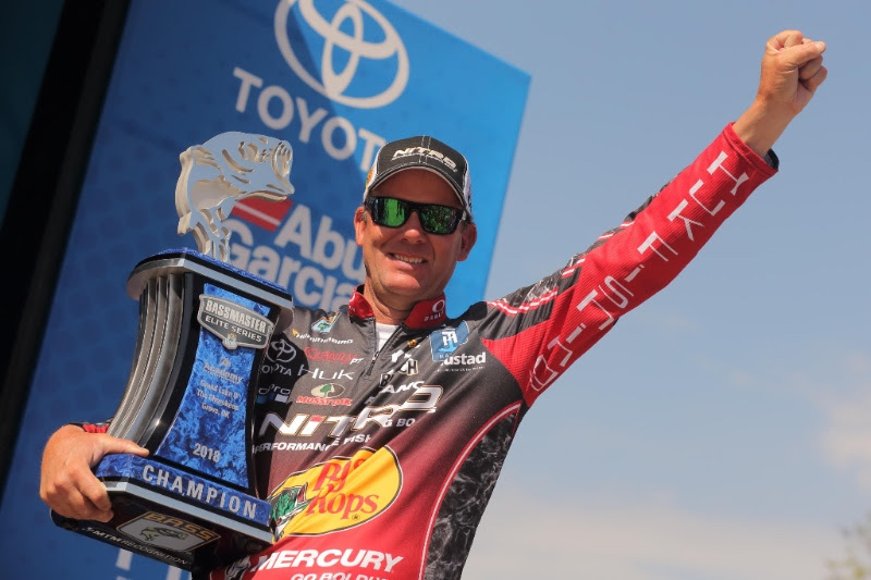 VanDam Bassmaster Grand Lake Elite