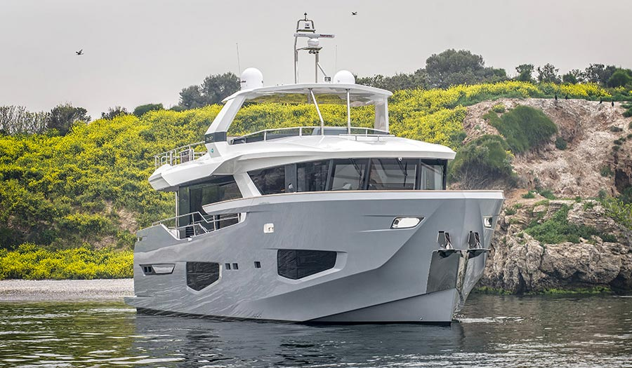 Numarine 26XP Hits 28 Knots in First Sea Trials… – New Sport