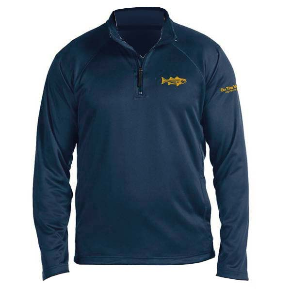 On The Water Outfitters Tech 1/4 Zip