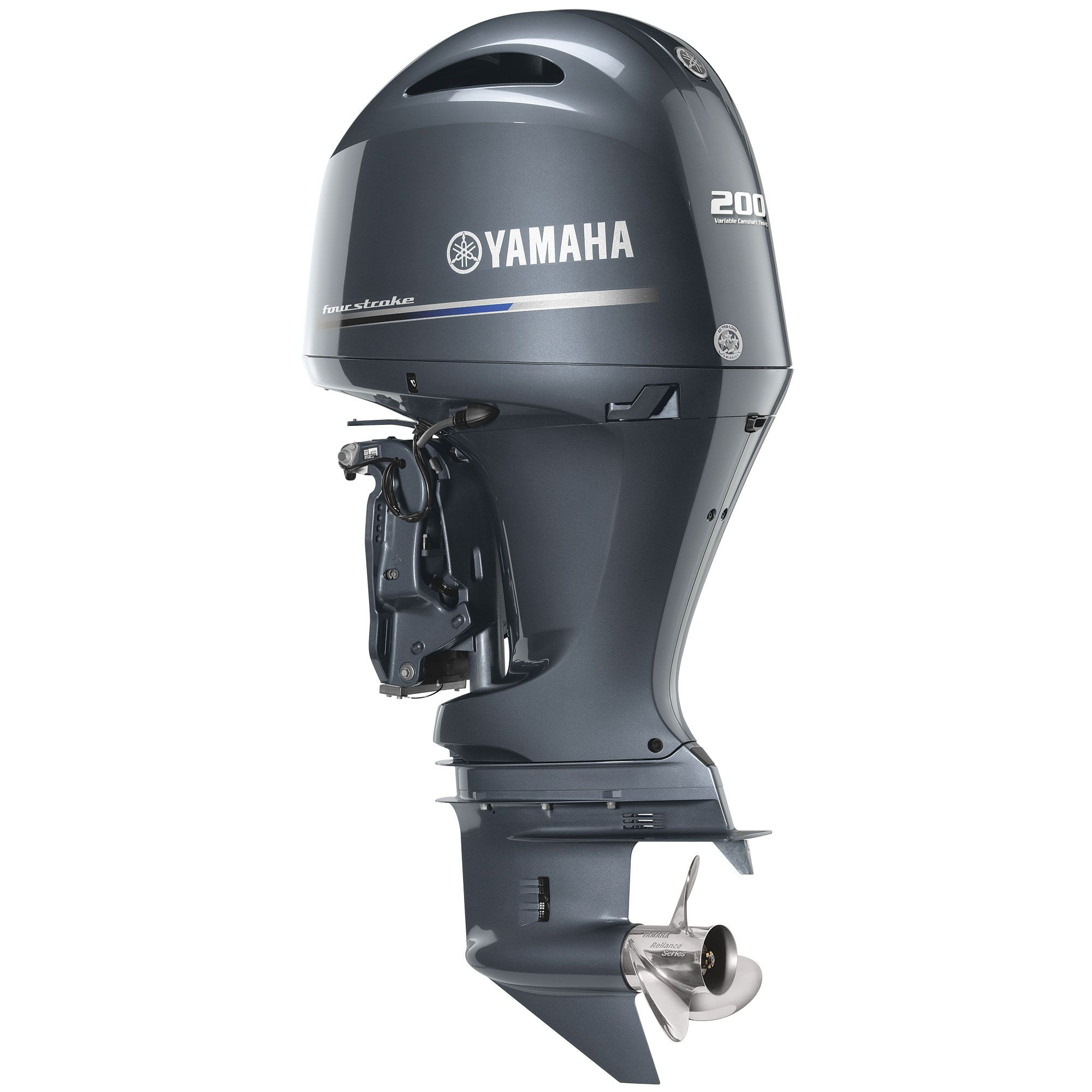 With twin Yamaha 200s and a full fuel tank, the DC 266 has a range of about 307 miles.