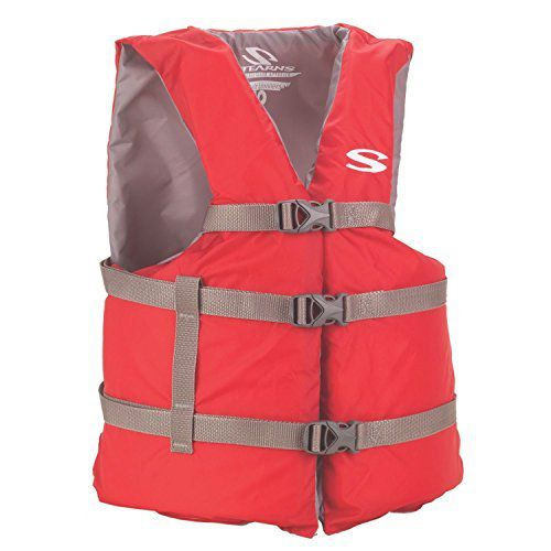 Don't get caught in an emergency situation on the water without a life jacket.