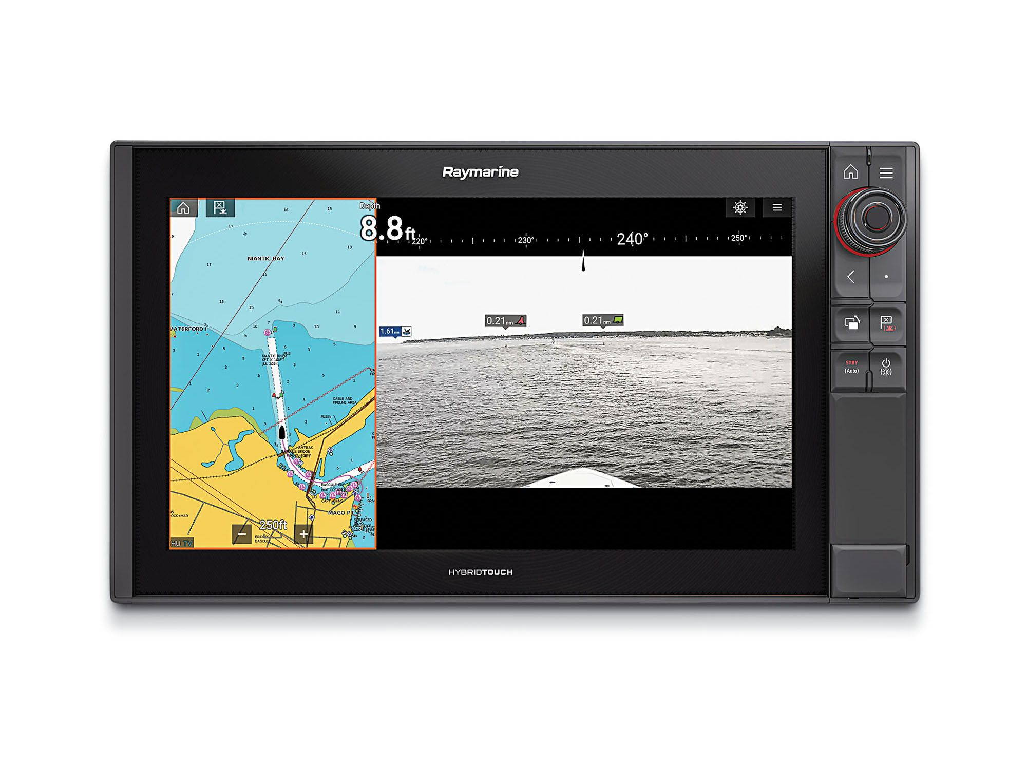 Today's marine electronics keep boaters safe, help yachts navigate challenging conditions and make fishing trips more successful.