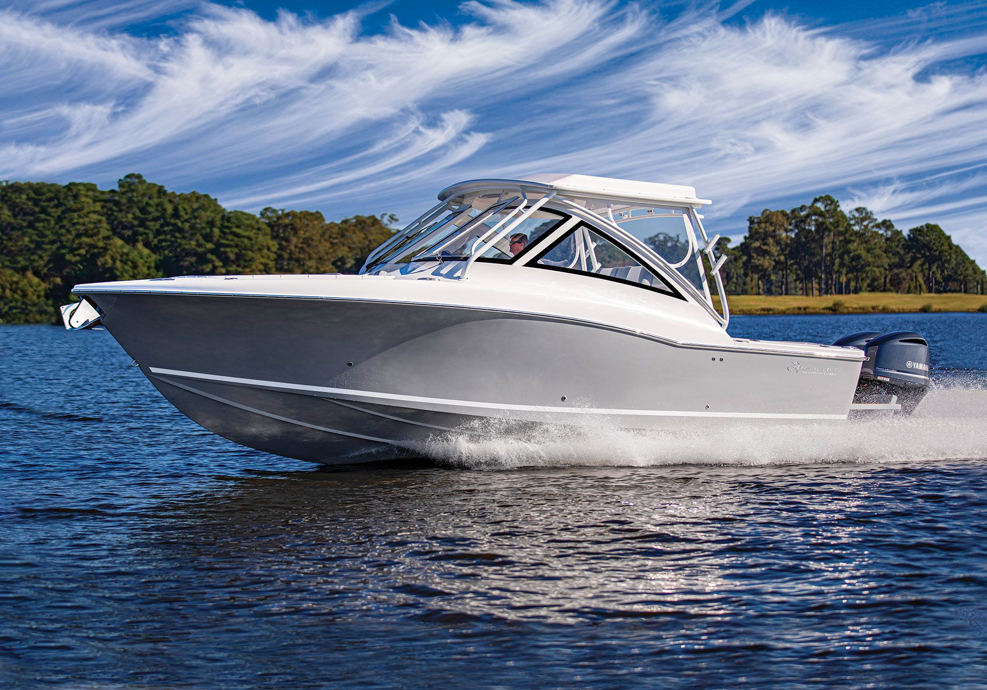 A smooth and efficient rider, the 31 DC yields 1.24 mpg cruising at 30 mph and 4,000 rpm.