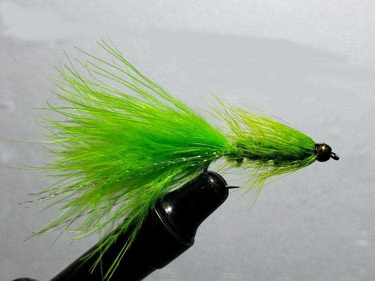 Chartreuse Wooly Bugger
